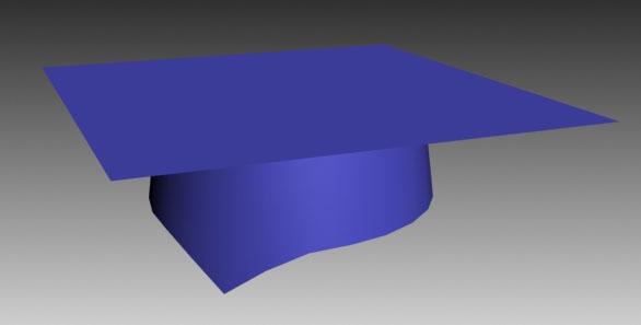 Moldes para hacer birretes de graduación - Imagui